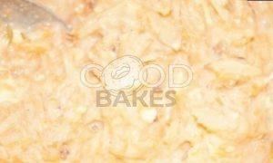 Творожно-фруктовые печенья рецепт шаг 3