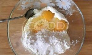 Творожно-кабачковые оладьи рецепт шаг 1