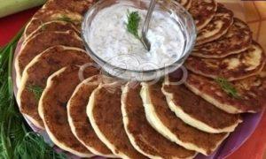 Творожно-кабачковые оладьи рецепт шаг 6