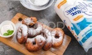 Творожные пончики рецепт шаг 6