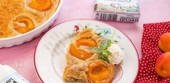 Абрикосовое суфле кулинарный рецепт