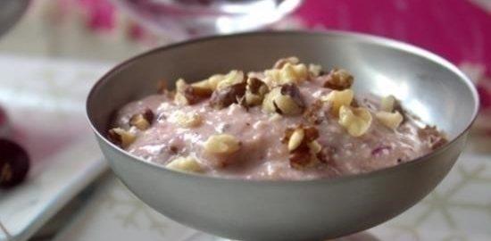 Банановое мороженое с вишней кулинарный рецепт