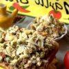 Бетерброд с яичницей-болтуньей кулинарный рецепт