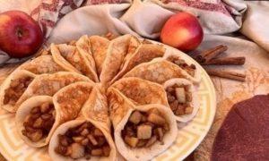 Блинчики катаеф кулинарный рецепт