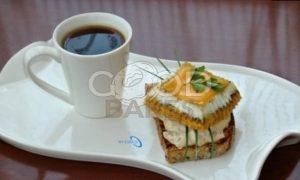 Бутерброд «Завтрак рыбака» рецепт шаг 8