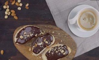 Домашняя шоколадная паста кулинарный рецепт