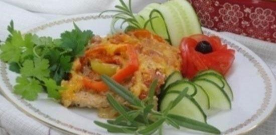 Индейка «Прованс» кулинарный рецепт