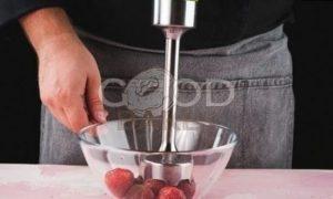 Клубничное мороженое с мятой рецепт шаг 5