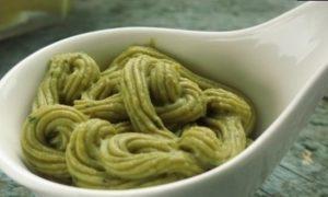 Курд из лимонного базилика кулинарный рецепт