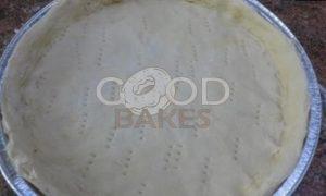 Луковый пирог с картофелем рецепт шаг 6