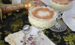 Мухаллеби кулинарный рецепт