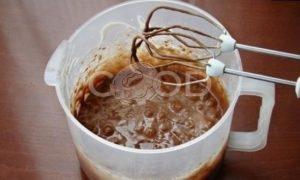 Муссовый торт «Фисташка-клубника» рецепт шаг 3