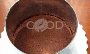 Муссовый торт «Фисташка-клубника» рецепт шаг 8
