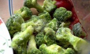 Овсяные блины с брокколи рецепт шаг 1