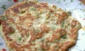 Овсяные блины с брокколи рецепт шаг 13