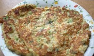 Овсяные блины с брокколи рецепт шаг 14