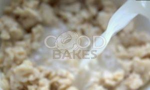 Овсяные блины с брокколи рецепт шаг 6