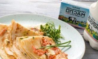 Русские блины с припеком кулинарный рецепт