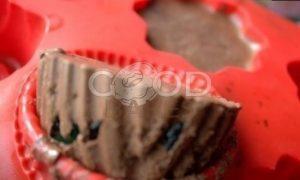 Шоколадное мороженое с мармеладом рецепт шаг 15