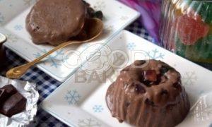 Шоколадное мороженое с мармеладом рецепт шаг 18
