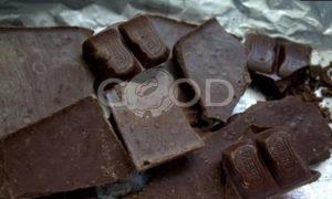 Шоколадное мороженое с мармеладом рецепт шаг 2