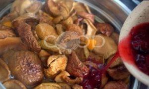 Сладкий яблочный суп рецепт шаг 7