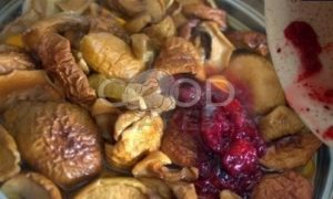 Сладкий яблочный суп рецепт шаг 8