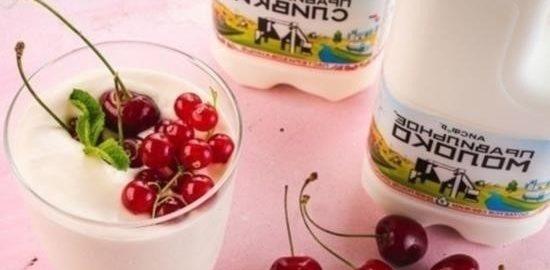 Сливочный пудинг с ягодами кулинарный рецепт