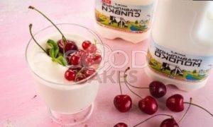 Сливочный пудинг с ягодами рецепт шаг 8