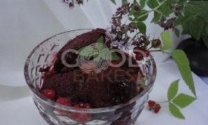 Сорбет с гибискусом и ягодами рецепт шаг 6
