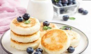 Сырники без яйца кулинарный рецепт