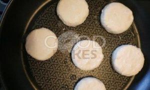 Сырники без яйца рецепт шаг 5