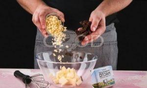 Торт-мороженое с летними ягодами рецепт шаг 5