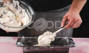 Торт-мороженое с летними ягодами рецепт шаг 9