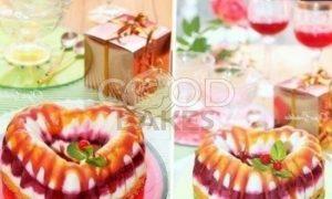 Торт-мороженое «Сердечко» рецепт шаг 14