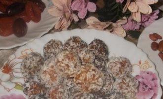Утренний грильяж из сухофруктов кулинарный рецепт