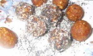 Утренний грильяж из сухофруктов рецепт шаг 4