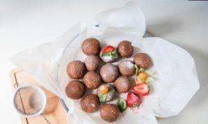 Вафельные конфеты кулинарный рецепт