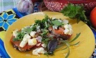 Баклажаны по-румынски кулинарный рецепт