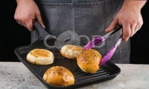 Бургер с говядиной рецепт шаг 10