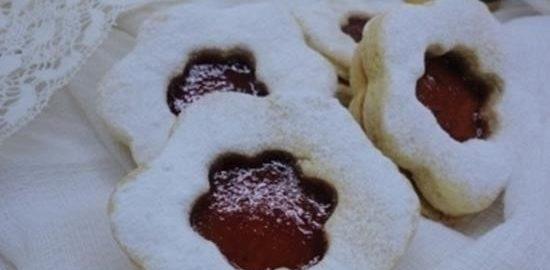 Печенье «Англси» кулинарный рецепт