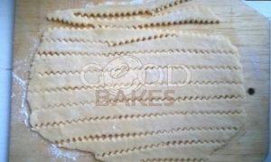 Песочный пирог со сметанной заливкой рецепт шаг 11
