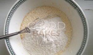 Песочный пирог со сметанной заливкой рецепт шаг 4