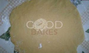 Песочный пирог со сметанной заливкой рецепт шаг 6