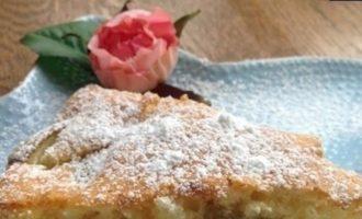 Пирог «Грушевая история мадам Ли» кулинарный рецепт