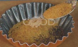 Пирожные со сливами и взбитыми сливками рецепт шаг 2