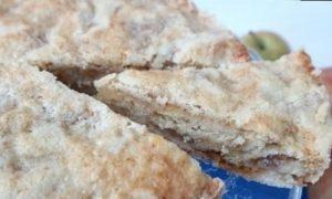 Самый ленивый яблочный пирог кулинарный рецепт