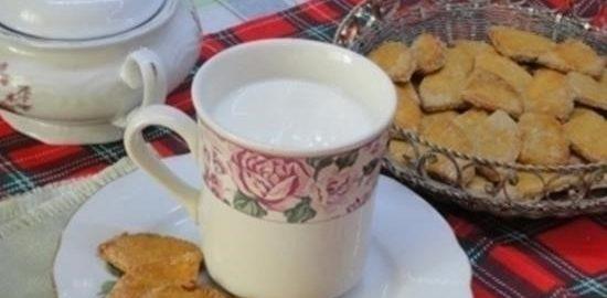 Тонкое печенье из овсяных хлопьев кулинарный рецепт