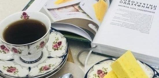 Цитрусовое семифреддо кулинарный рецепт