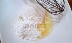 Блинный торт с кремом «Пломбир» рецепт шаг 1
